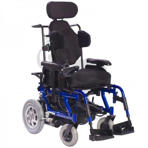 001 - Movilidad - Silla de ruedas electrica C750 PW