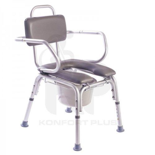 028 - Vida - comodo-sanitario-acolchado-con-brazos-removibles-en-aluminio