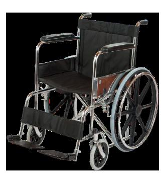 silla de ruedas estandar rin estrella